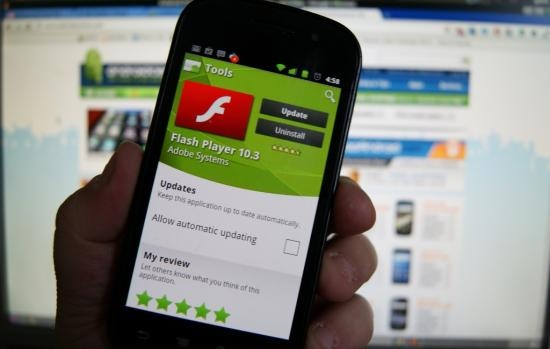 Как установить Flash Player на Android